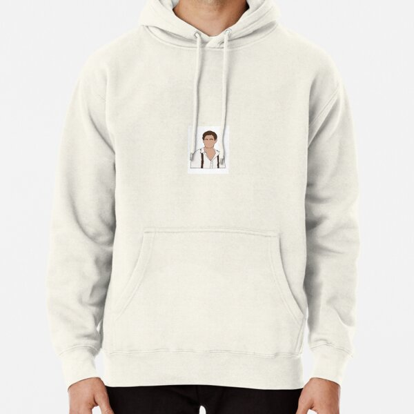 Stefan Salvatore 1800s Sticker Pullover Hoodie RB2904product Offical Vampire Diaries Merch