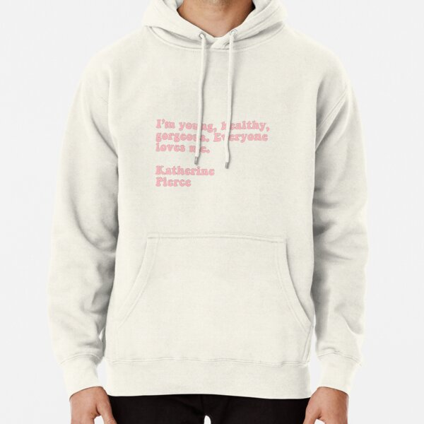 Katherine quote Pullover Hoodie RB2904product Offical Vampire Diaries Merch
