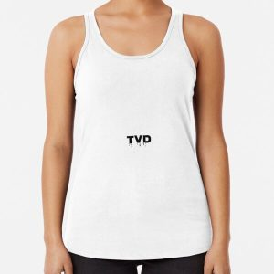 tvd Racerback Tank Top RB2904product Offical Vampire Diaries Merch