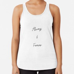Always & Forever Racerback Tank Top RB2904product Offical Vampire Diaries Merch