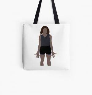 Bonnie Bennett All Over Print Tote Bag RB2904product Offical Vampire Diaries Merch