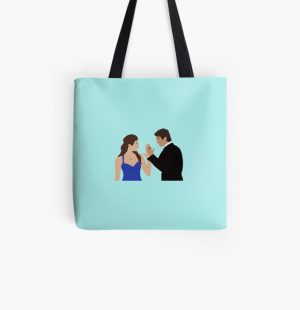 Delena PNG All Over Print Tote Bag RB2904product Offical Vampire Diaries Merch