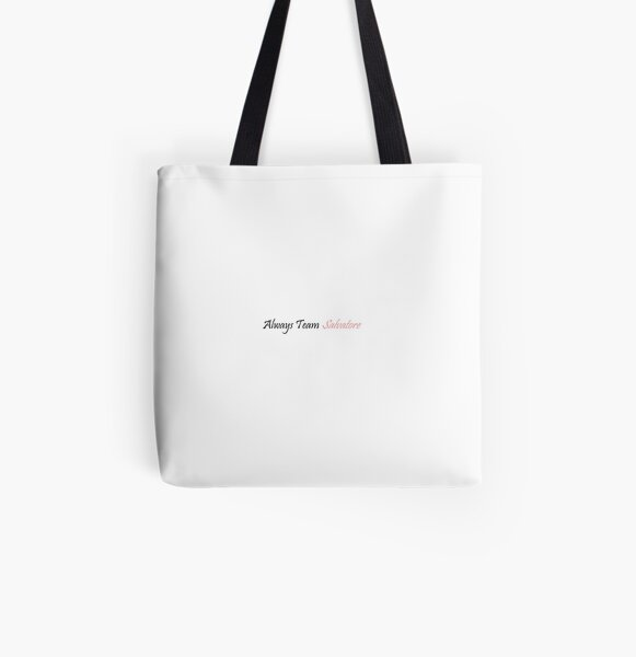 Team Salvatore All Over Print Tote Bag RB2904product Offical Vampire Diaries Merch