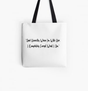Stefan love All Over Print Tote Bag RB2904product Offical Vampire Diaries Merch