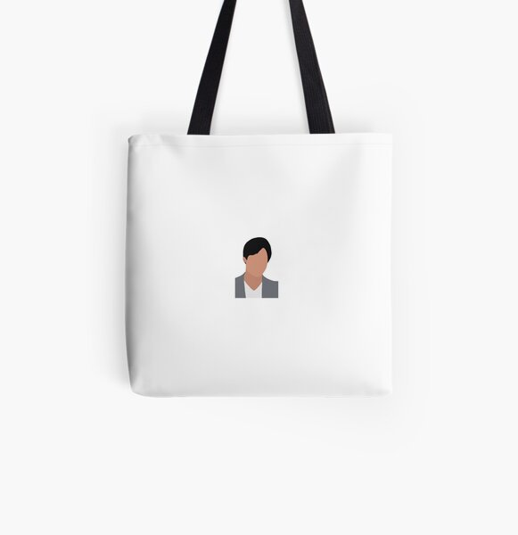 Damon Salvatore All Over Print Tote Bag RB2904product Offical Vampire Diaries Merch