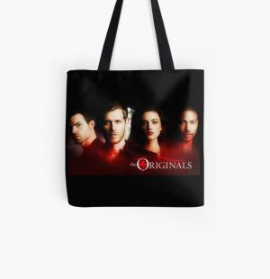 The Originals - Family  - Joseph Morgan - Klaus Mikaelson  All Over Print Tote Bag RB2904product Offical Vampire Diaries Merch