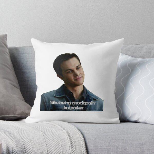Kai Parker  Throw Pillow RB2904product Offical Vampire Diaries Merch