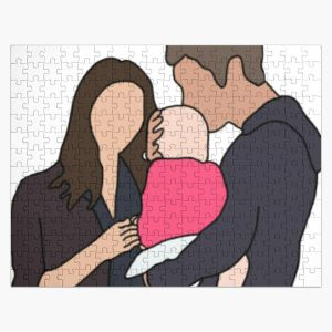 Klayhope Jigsaw Puzzle RB2904product Offical Vampire Diaries Merch