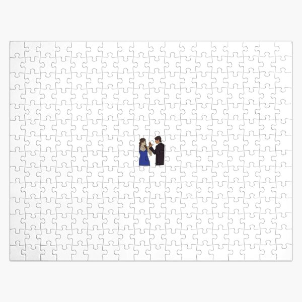 Delena Sticker Jigsaw Puzzle RB2904product Offical Vampire Diaries Merch