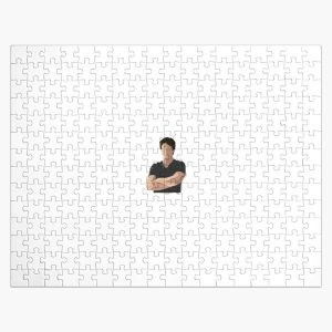 Damon Salvatore Sticker Jigsaw Puzzle RB2904product Offical Vampire Diaries Merch