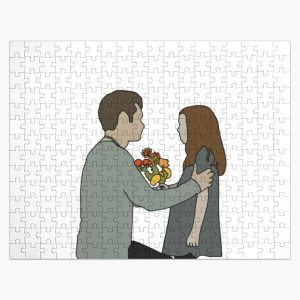 Klaus & Hope Jigsaw Puzzle RB2904product Offical Vampire Diaries Merch