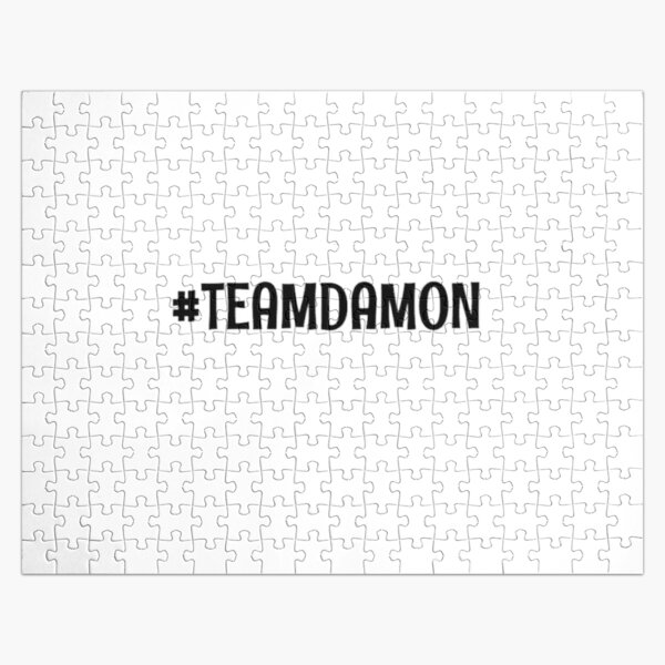 Team Damon Jigsaw Puzzle RB2904product Offical Vampire Diaries Merch