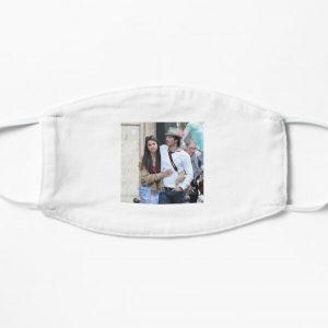 Ian Somerhalder and Nina Dobrev Flat Mask RB2904product Offical Vampire Diaries Merch