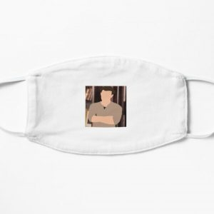 Stephan Salvatore Flat Mask RB2904product Offical Vampire Diaries Merch