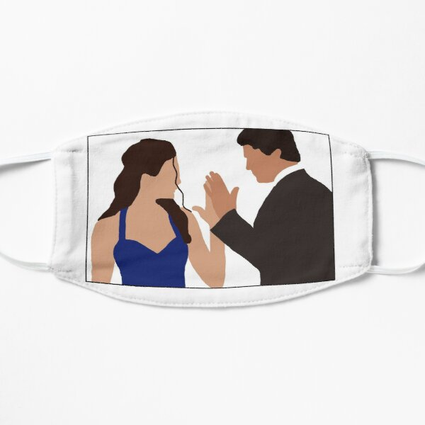 TVD: Delena Flat Mask RB2904product Offical Vampire Diaries Merch