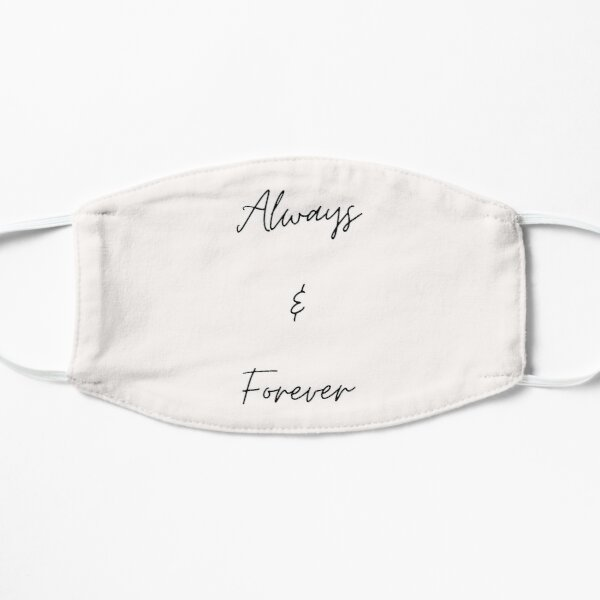 Always & Forever Flat Mask RB2904product Offical Vampire Diaries Merch