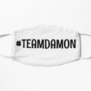 Team Damon Flat Mask RB2904product Offical Vampire Diaries Merch