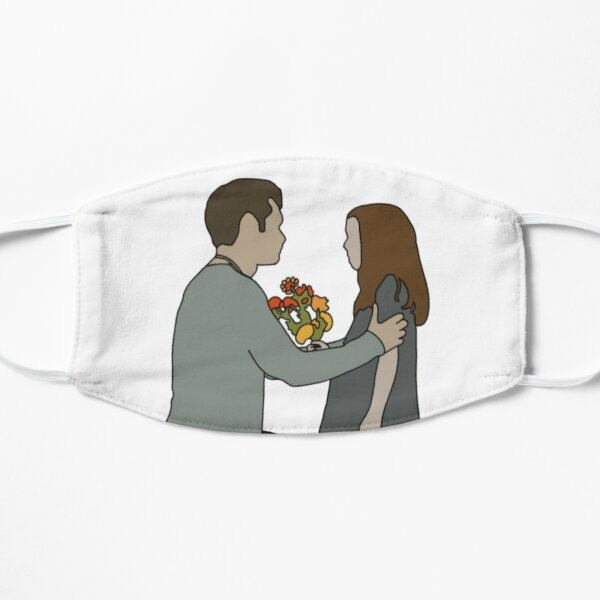 Klaus & Hope Flat Mask RB2904product Offical Vampire Diaries Merch