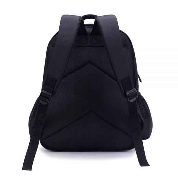 16 Inch Vampire Diaries School Bag for Kids Boys Girls Orthopedic Backpack Children School Sets Pencil 3 - Vampire Diaries Merch
