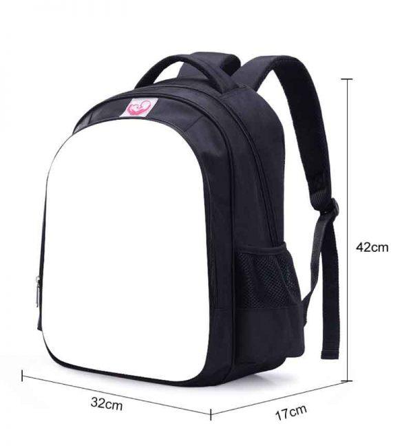 16 Inch Vampire Diaries School Bag for Kids Boys Girls Orthopedic Backpack Children School Sets Pencil 5 - Vampire Diaries Merch