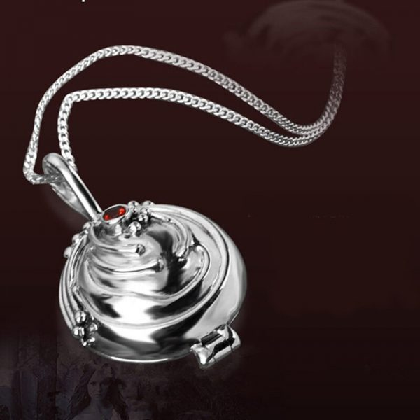925 silver Verbena pendant necklace women ornament silver with zirconium Elina ornament the Vampire Diaries fashion - Vampire Diaries Merch