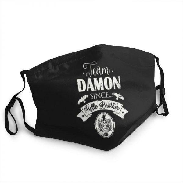 Team Damon Official Vampire Diaries Merch