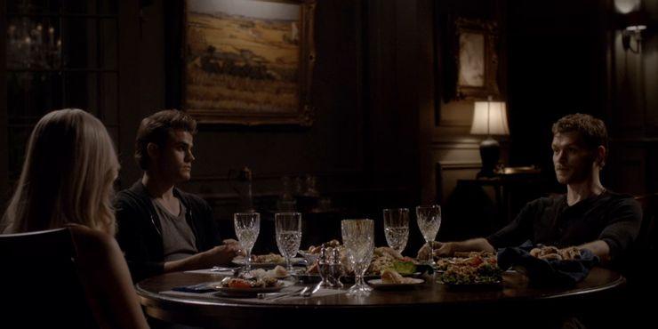 Dinner Party - Vampire Diaries Merch