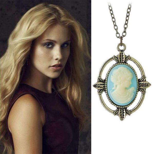 Necklace - Vampire Diaries VPD0109 Default Title Official Vampire Diaries Merch