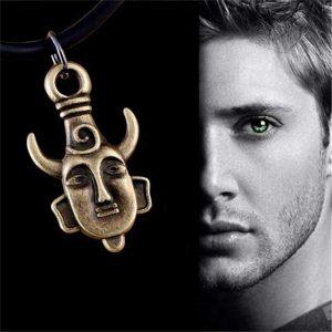 Necklace - Dean VPD0109 Bronze Official Vampire Diaries Merch