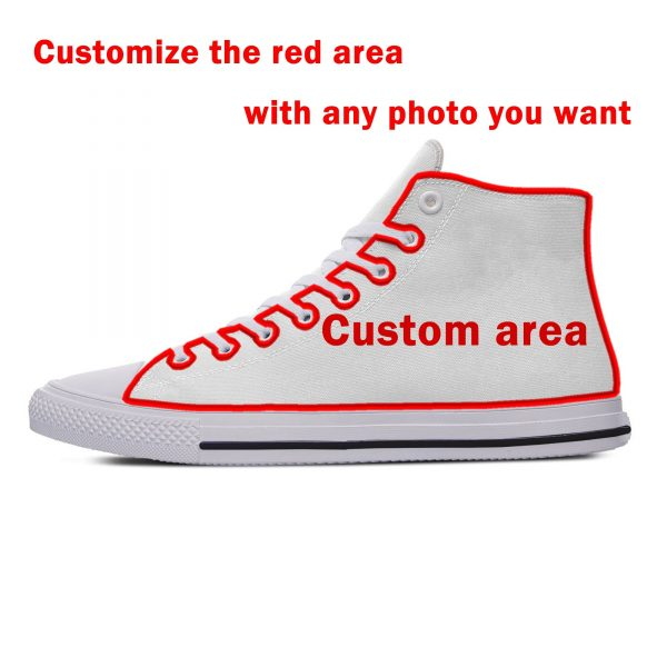 Hot Cool Fashion Summer High Quality Sneakers Handiness Casual Shoes 3D Printed For Men Women The 10 - Vampire Diaries Merch