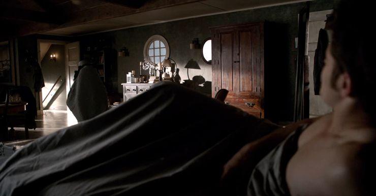Katherine Flees From Stefan - Vampire Diaries Merch