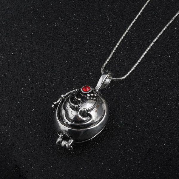 The Vampire Diaries Necklace Elena Gilbert Vintage Popular Fashion Pendant Beautiful Jewelry Gifts 2 - Vampire Diaries Merch