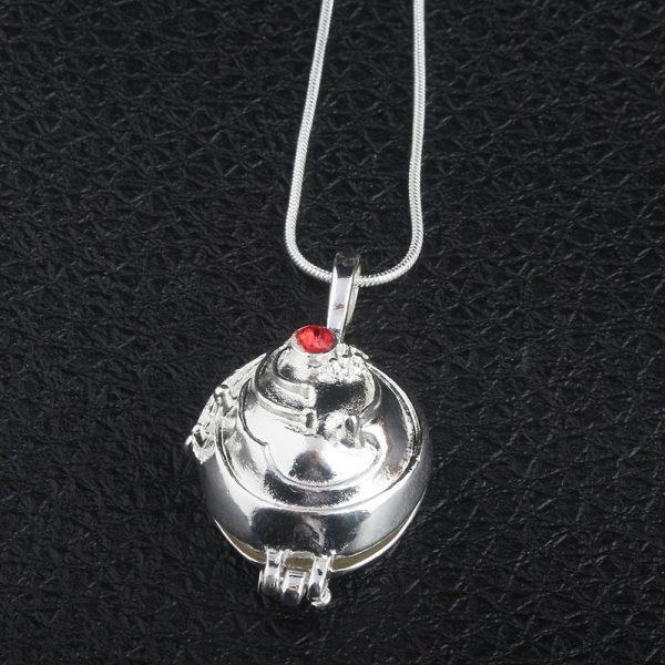 The Vampire Diaries Necklace Elena Gilbert Vintage Popular Fashion Pendant Beautiful Jewelry Gifts 3 - Vampire Diaries Merch