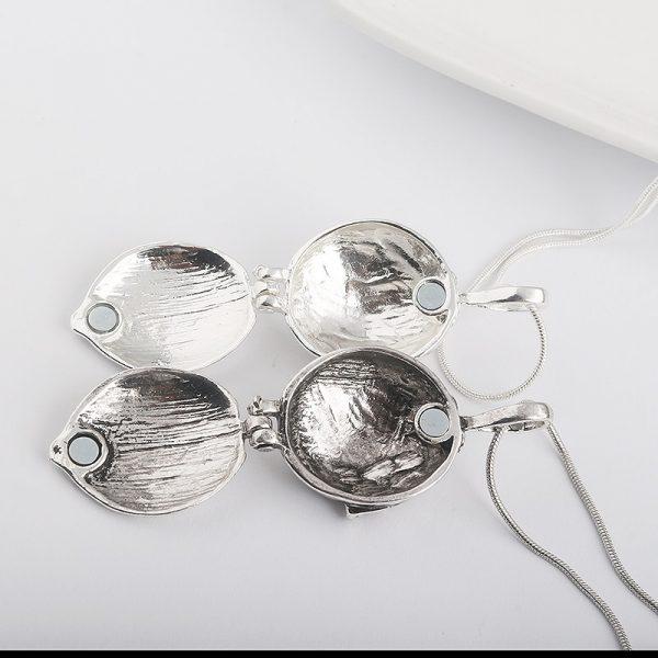 The Vampire Diaries Necklace Elena Gilbert Vintage Popular Fashion Pendant Beautiful Jewelry Gifts 4 - Vampire Diaries Merch