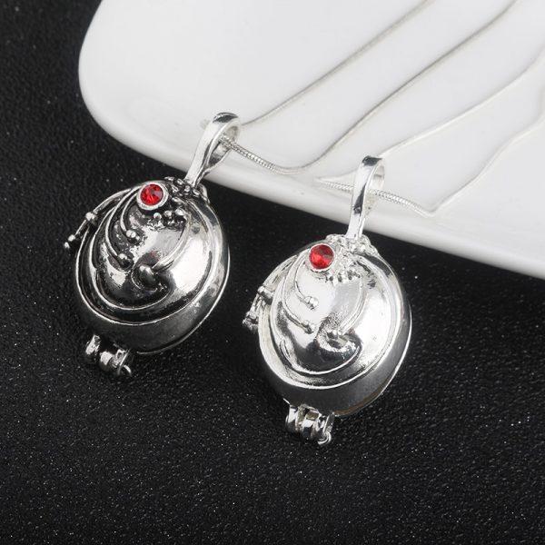 The Vampire Diaries Necklace Elena Gilbert Vintage Popular Fashion Pendant Beautiful Jewelry Gifts - Vampire Diaries Merch