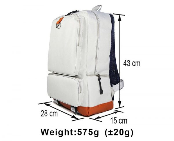 Vampire Diaries Backpack Boys Girls Students School Bag Daily Travel Backpacks Large Capacity Laptop Bookbag Mochila 1 - Vampire Diaries Merch