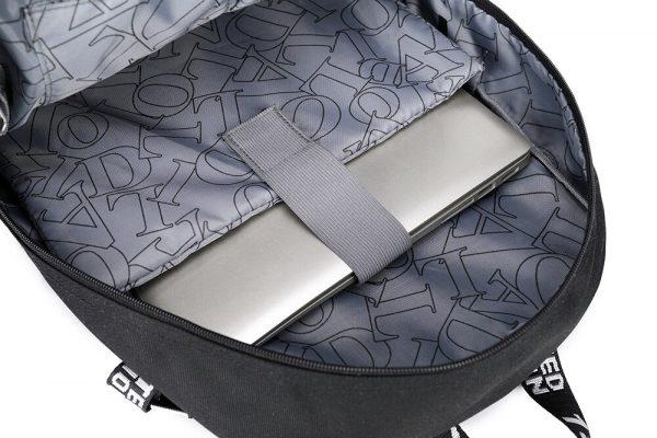 Vampire Diaries Backpack Women Men Multifunction Waterproof USB Charging Laptop Backpacks School Travel Bags for Boys 3 - Vampire Diaries Merch