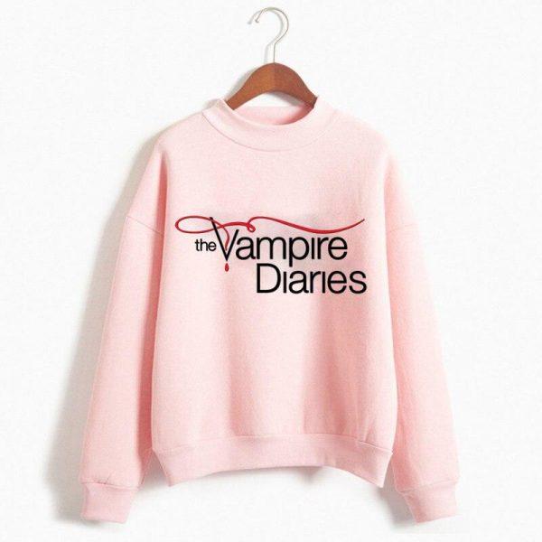 1864 - Pink / XXXL Official Vampire Diaries Merch