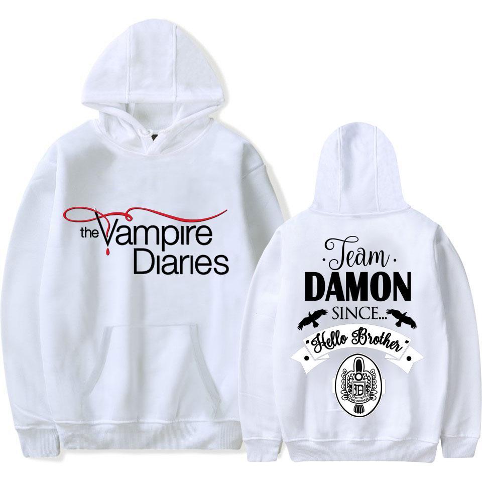 Black / M Official Vampire Diaries Merch