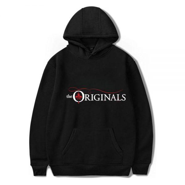 Hoodies - The Originals VPD0109 Black / S Official Vampire Diaries Merch