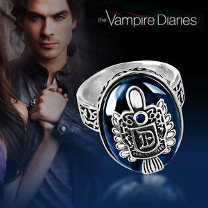 Ring - Salvatore VPD0109 White Official Vampire Diaries Merch